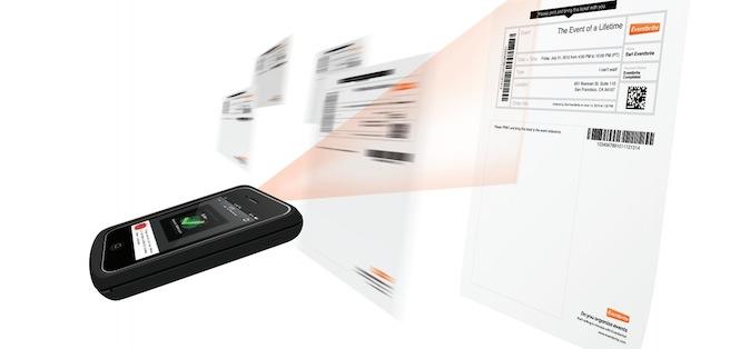 Smartphone as Gatekeeper scan terminal