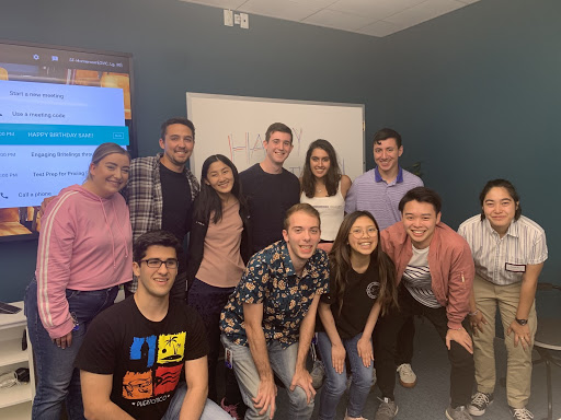 Eventbrite 2019 summer interns