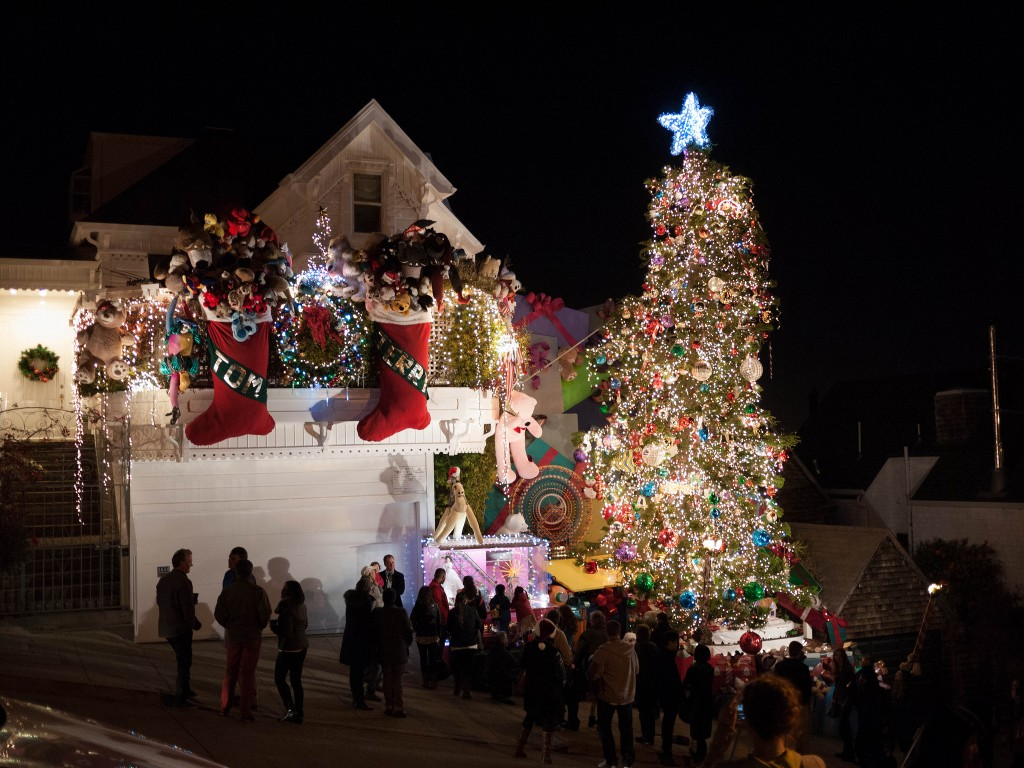 Bay Area S Best Sites For Holiday Lights