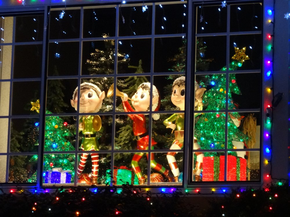 Christmas In San Francisco.Bay Area S Best Sites For Holiday Lights