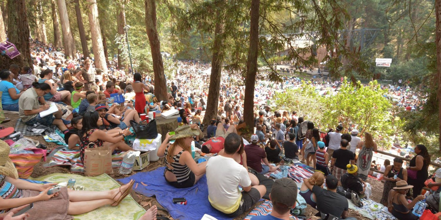 Stern Grove Festival 2020.Best Bay Area Summer Festivals Fairs And Block Parties