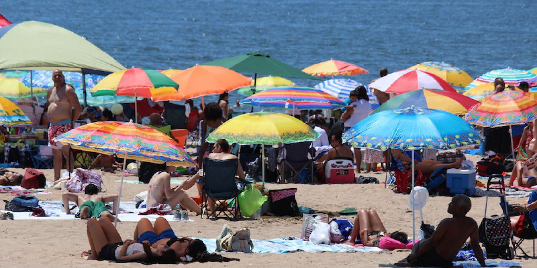 8 Beautiful Beaches In New York City