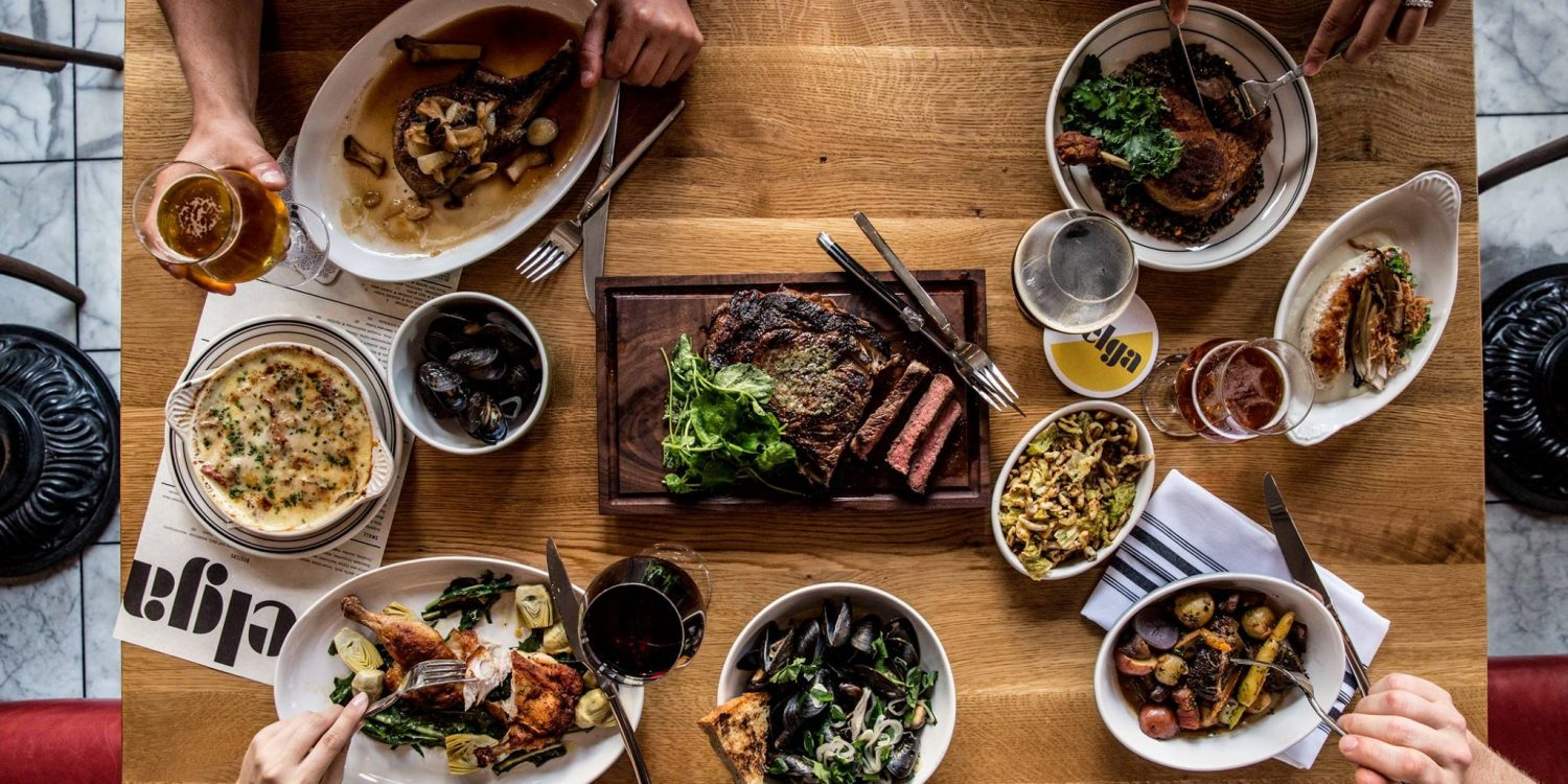 11 Sf Restaurants Perfect For Large Group Dinners