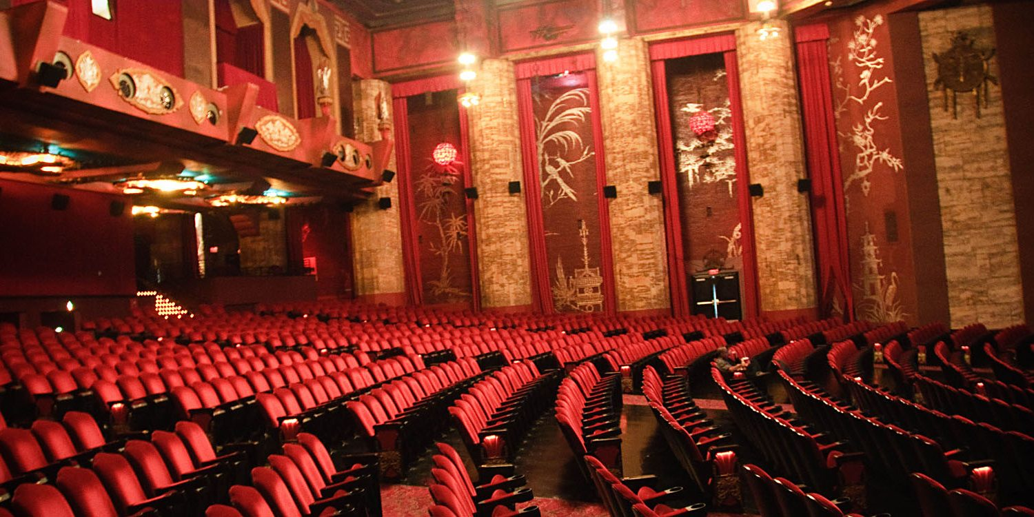 10 Cinemas In LA That Will Make You Love The Movies Again