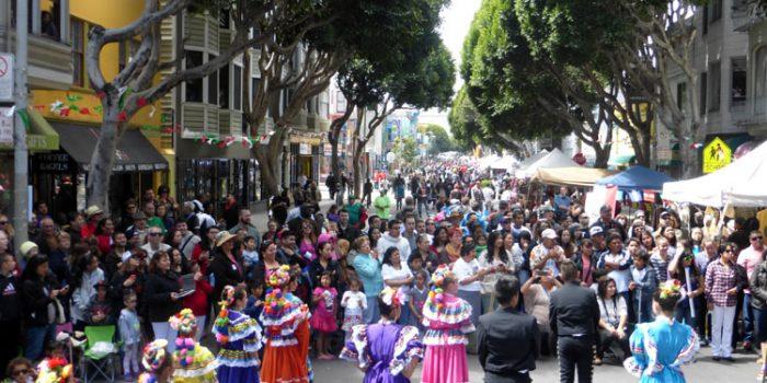 Free San Francisco Street Fairs Amp Festivals