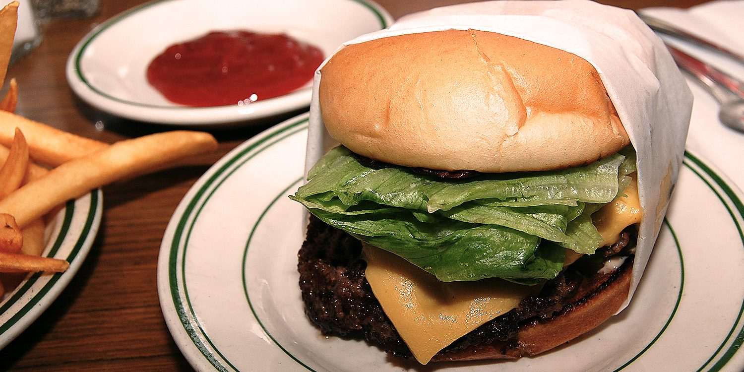 The 10 Best Burgers in LA That You Need to Try Right Now