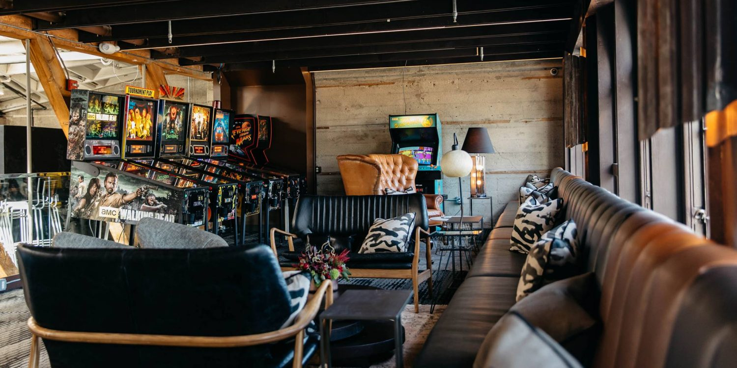 Play On, Player: 11 San Francisco Bars with Super Fun Games