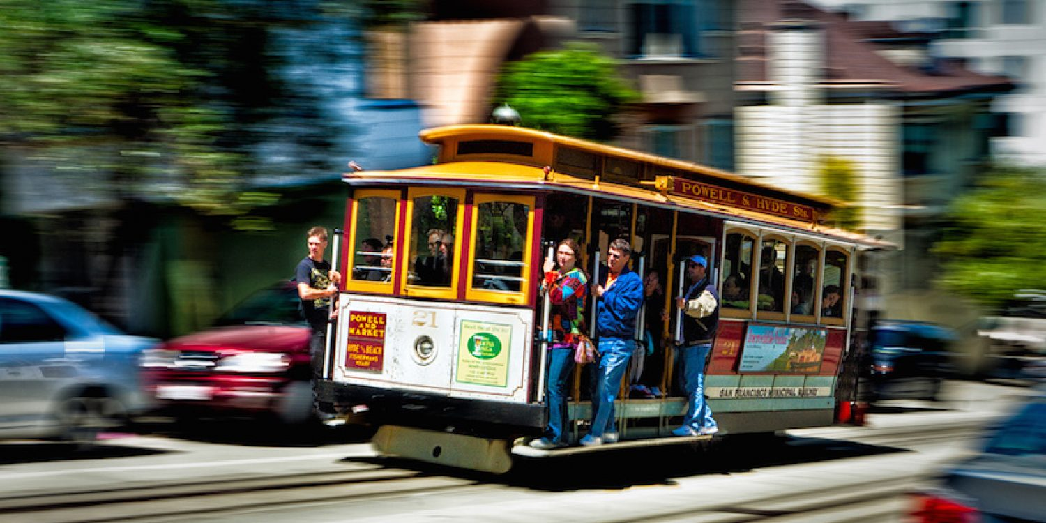 Things Out-of-Towners Don't Understand About San Francisco