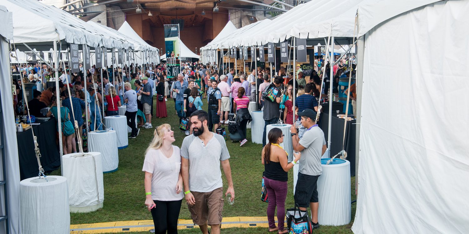 Eat Your Heart Out at Chicago's Best Fall Food & Drink Events