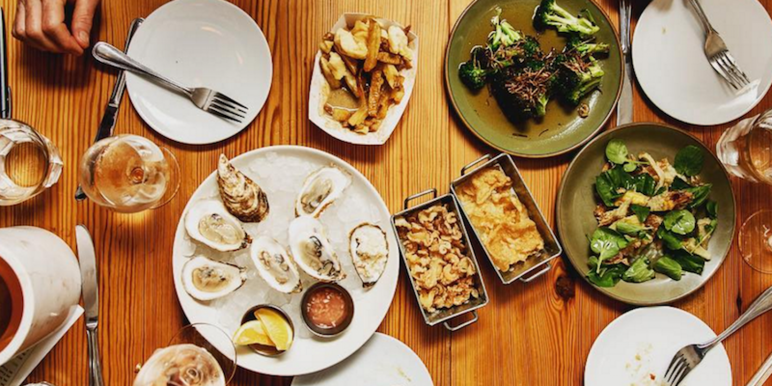 Before The Crowds Check Out These Five New Boston Restaurants