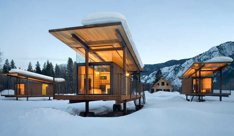 Image result for Rolling Huts Micro Hotels