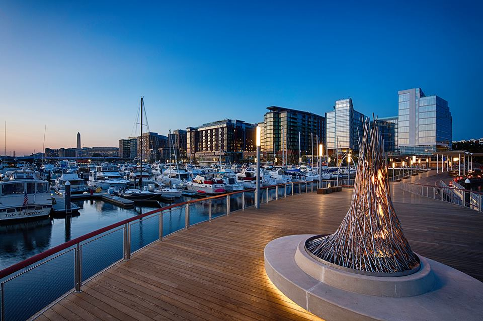 An Inside Look At District Wharf In Dc