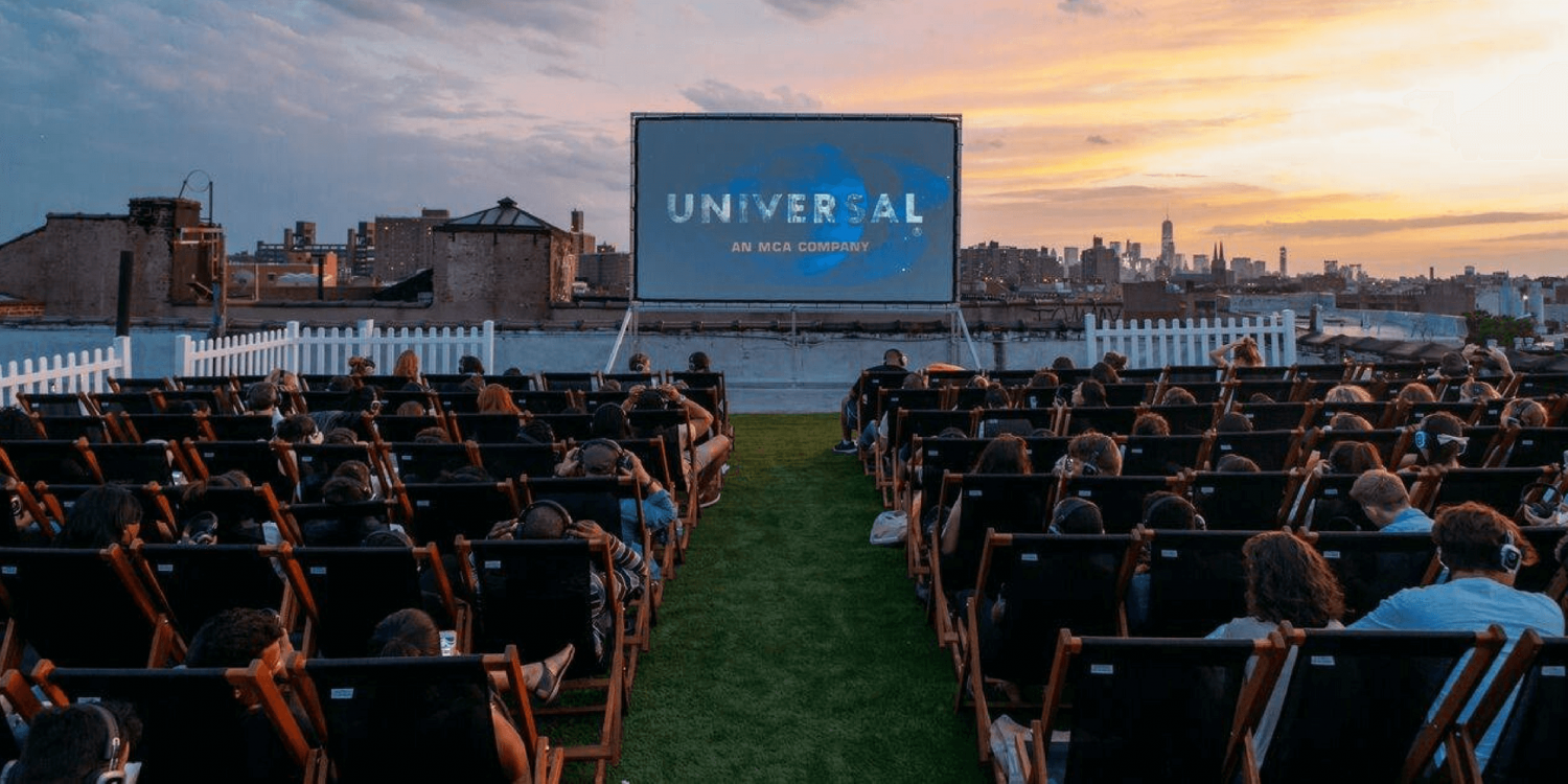 Lights, Camera, Action: The Complete List of Outdoor Movie Screenings in NYC