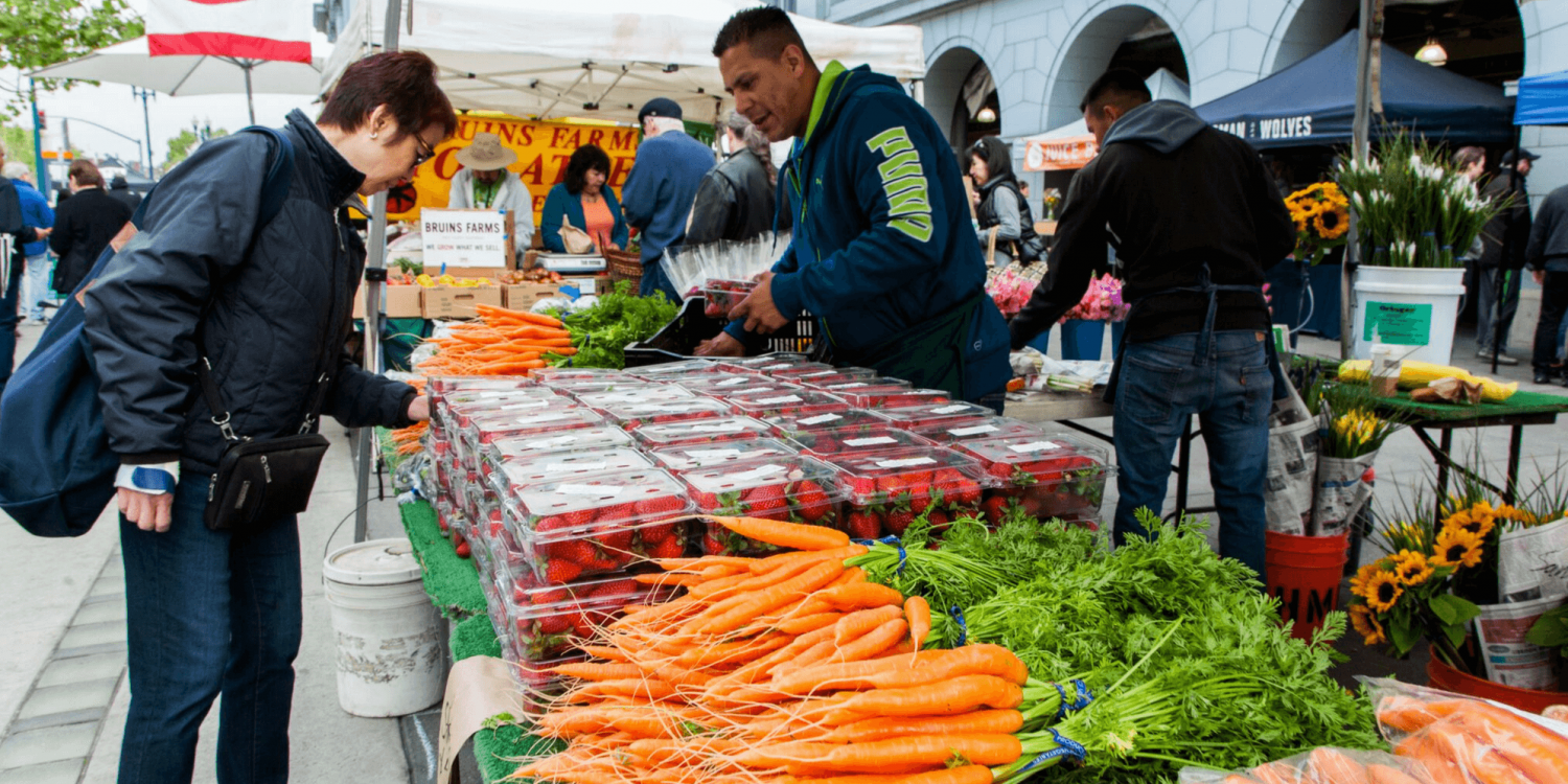 Rock the Farmers' Market This Summer With CUESA's Insider Tips