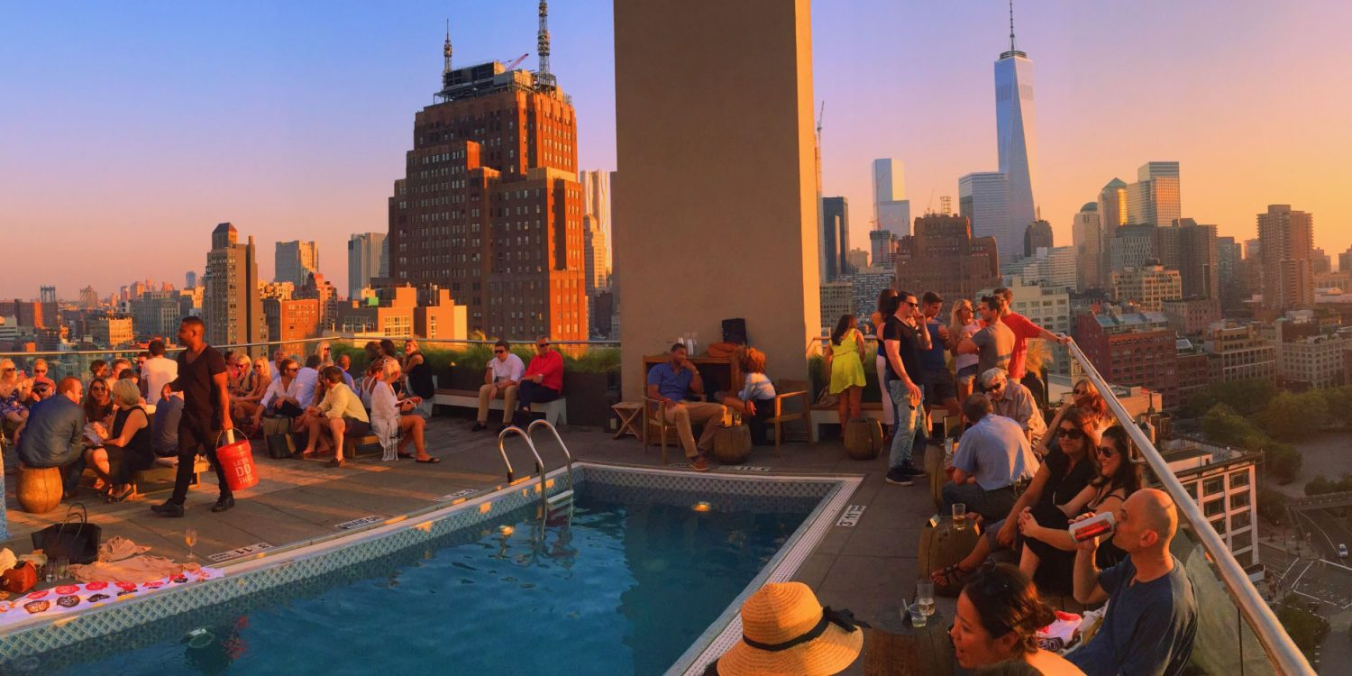 10 Best Rooftop Events in NYC This Summer