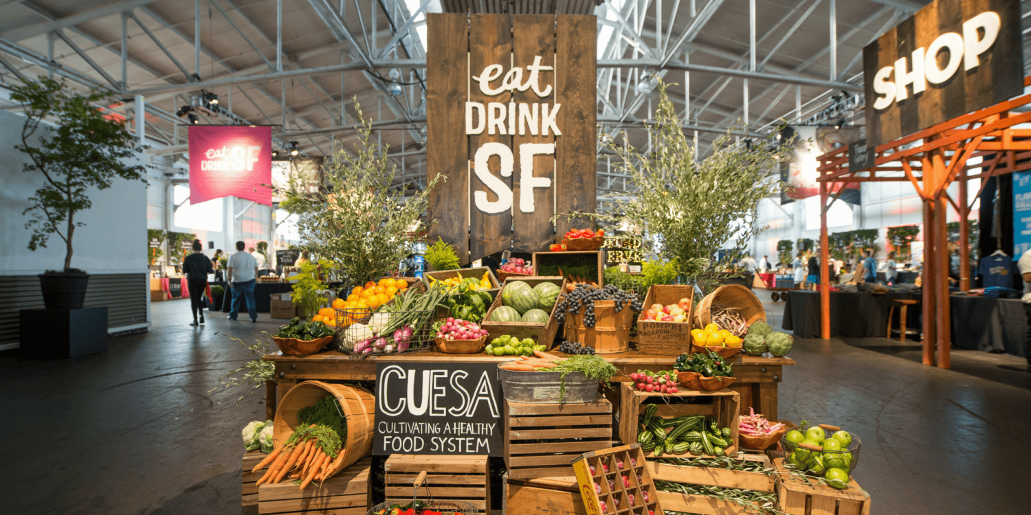 Know Before You Go: How To Conquer Eat Drink SF 2018