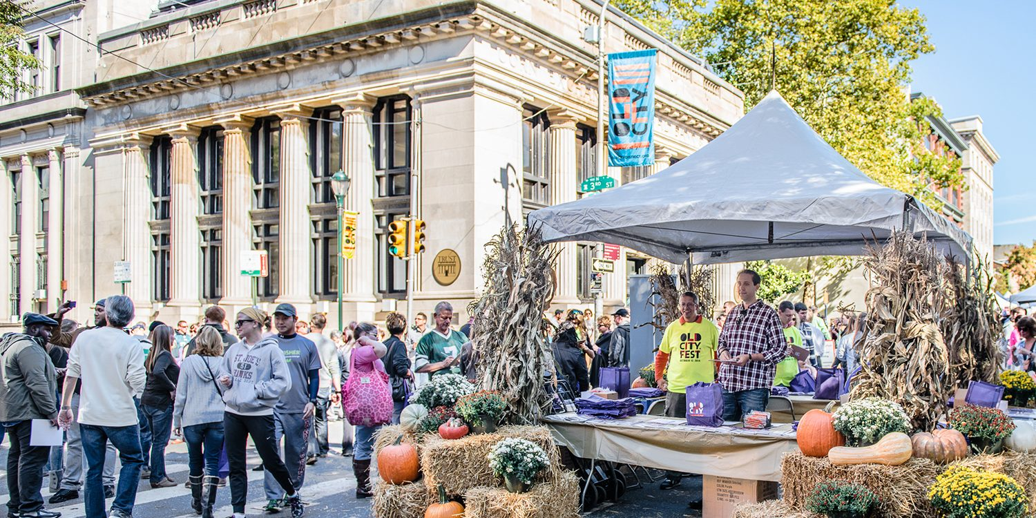 Cozy Up At These Outdoor Fall Festivals in Philadelphia