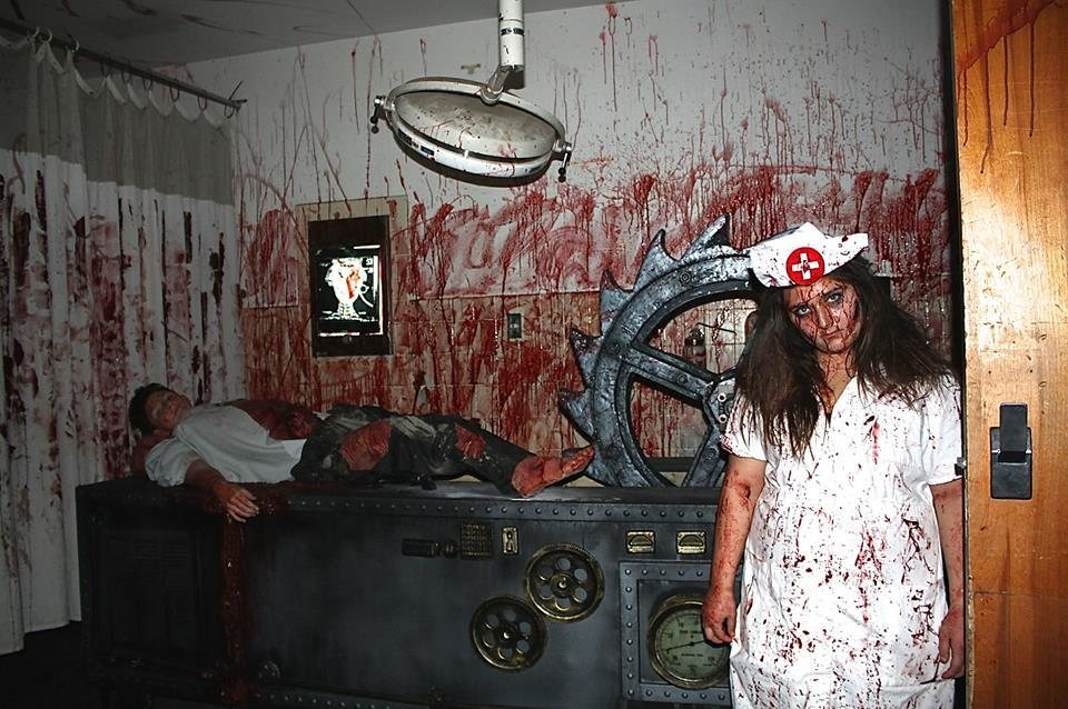 The 10 Scariest Halloween Haunted Houses in the U S  - Eventbrite