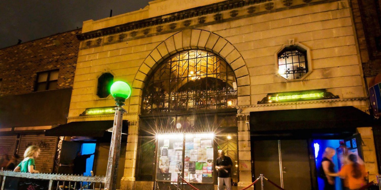 Restaurants And Bars Near Bowery Ballroom New York City