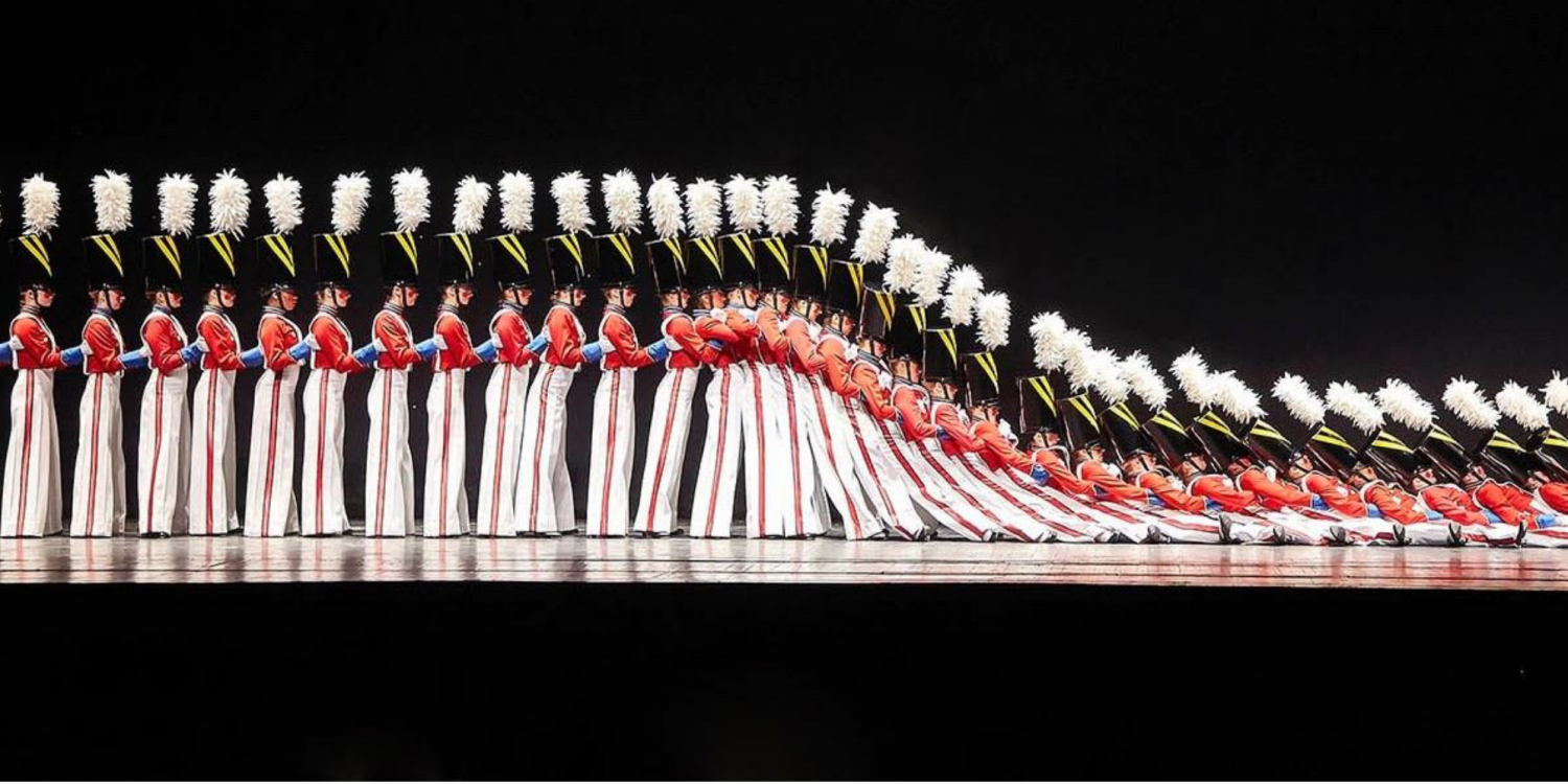 Rockettes Christmas Show.The Best Bars Restaurants Near The Rockettes Christmas