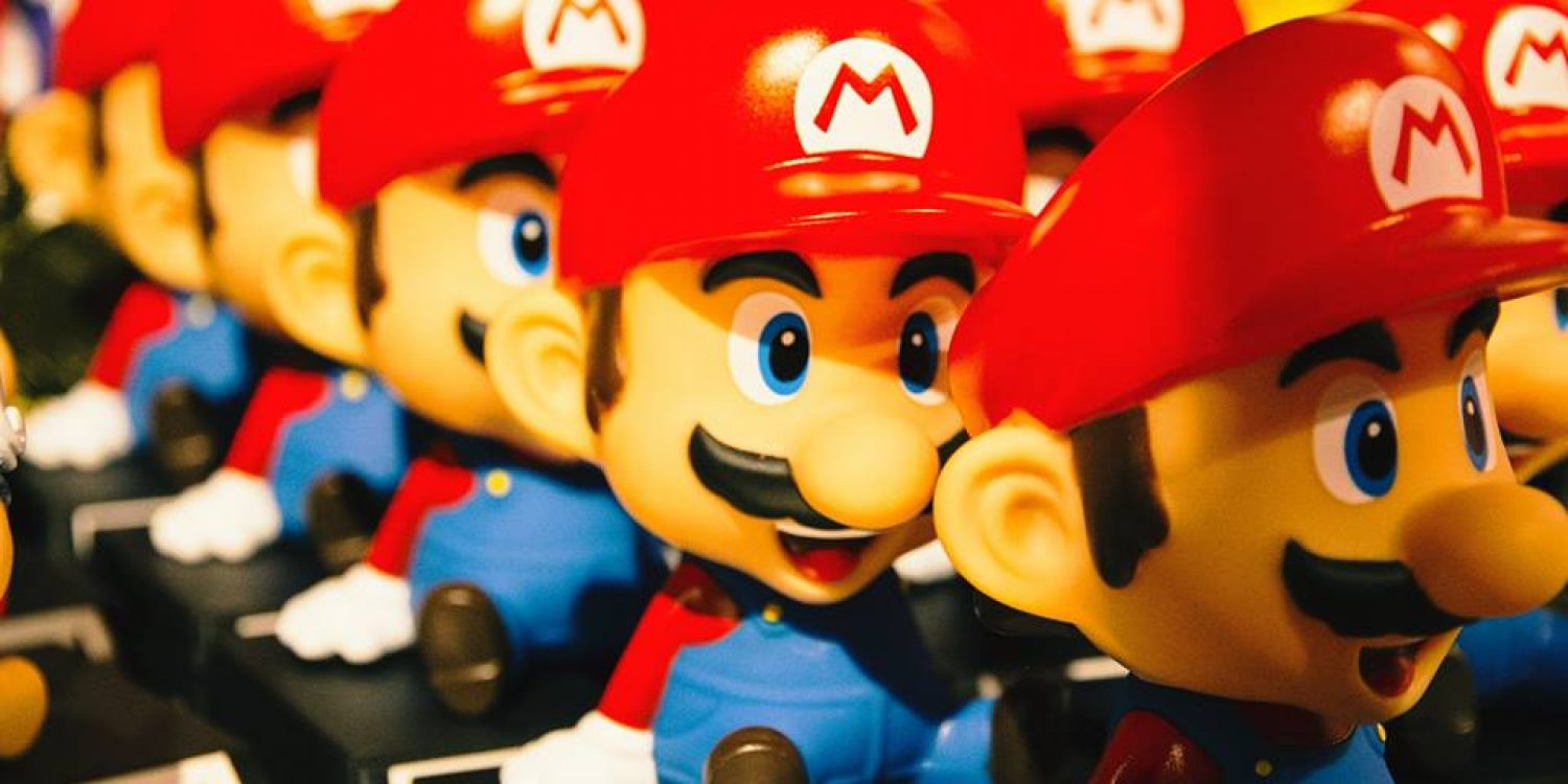 Now's Your Chance to Compete in an IRL Mario Kart Championship
