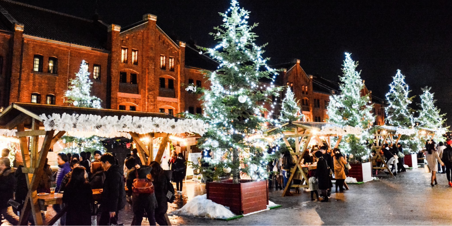 Christmas In San Francisco.The Best Holiday Markets And Fairs In San Francisco