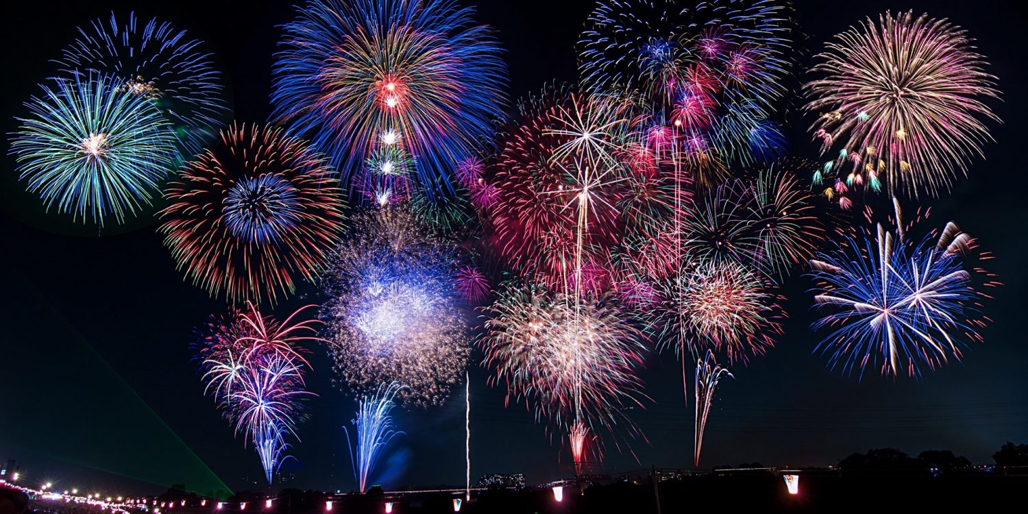 Where to Watch New Year's Eve Fireworks Display in D C