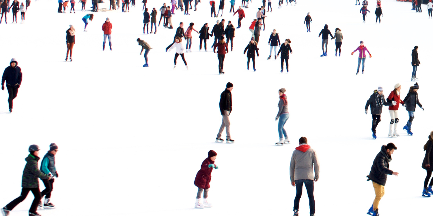 Glide Into The Holidays With This San Francisco Outdoor Ice Skating Rink Guide