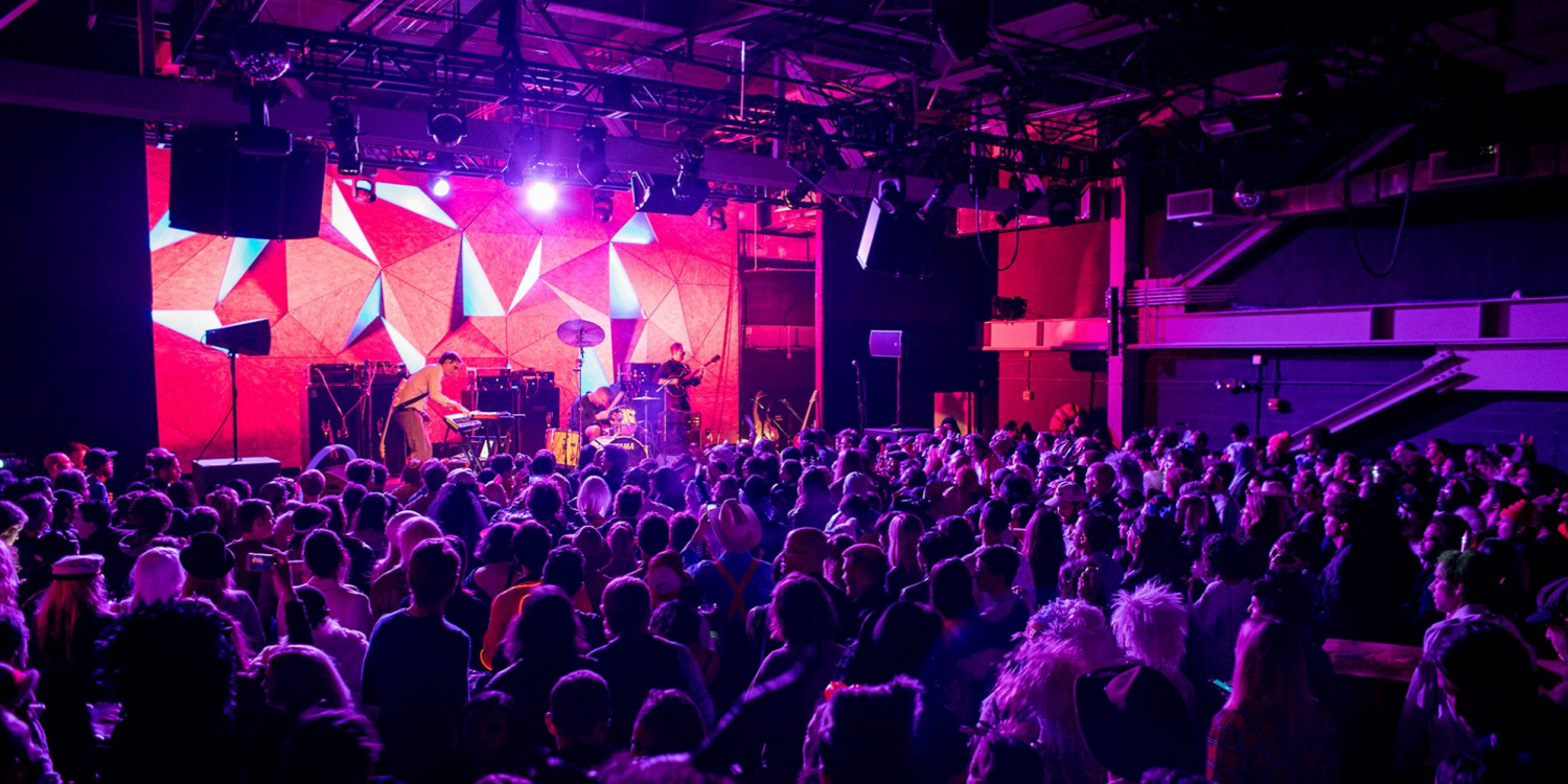 Music Meets Immersive Art at This Brooklyn Performance Space