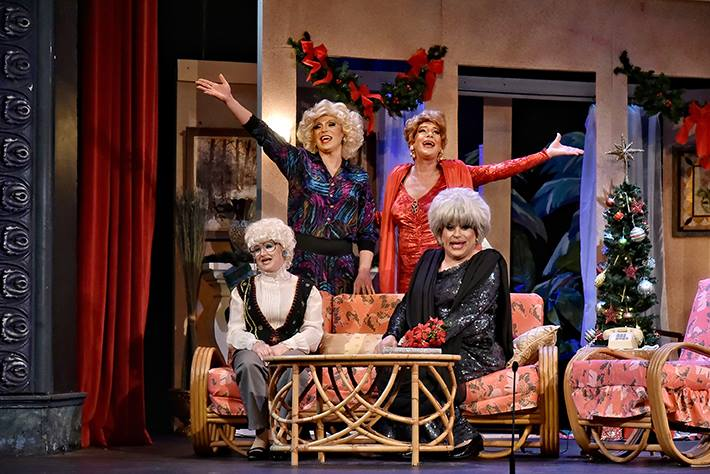 "But of all the SF Christmas performances we go to year after year, none is more fabulous than ""The Golden Girls Live: The Christmas Episodes,"" now in its ..."