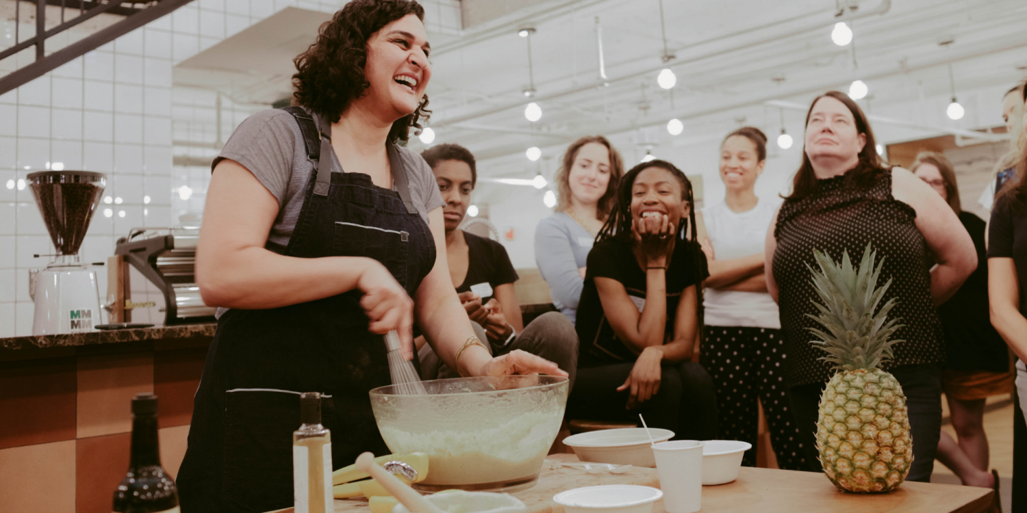 Pineapple Collaborative Is Changing the Game for Women in Food