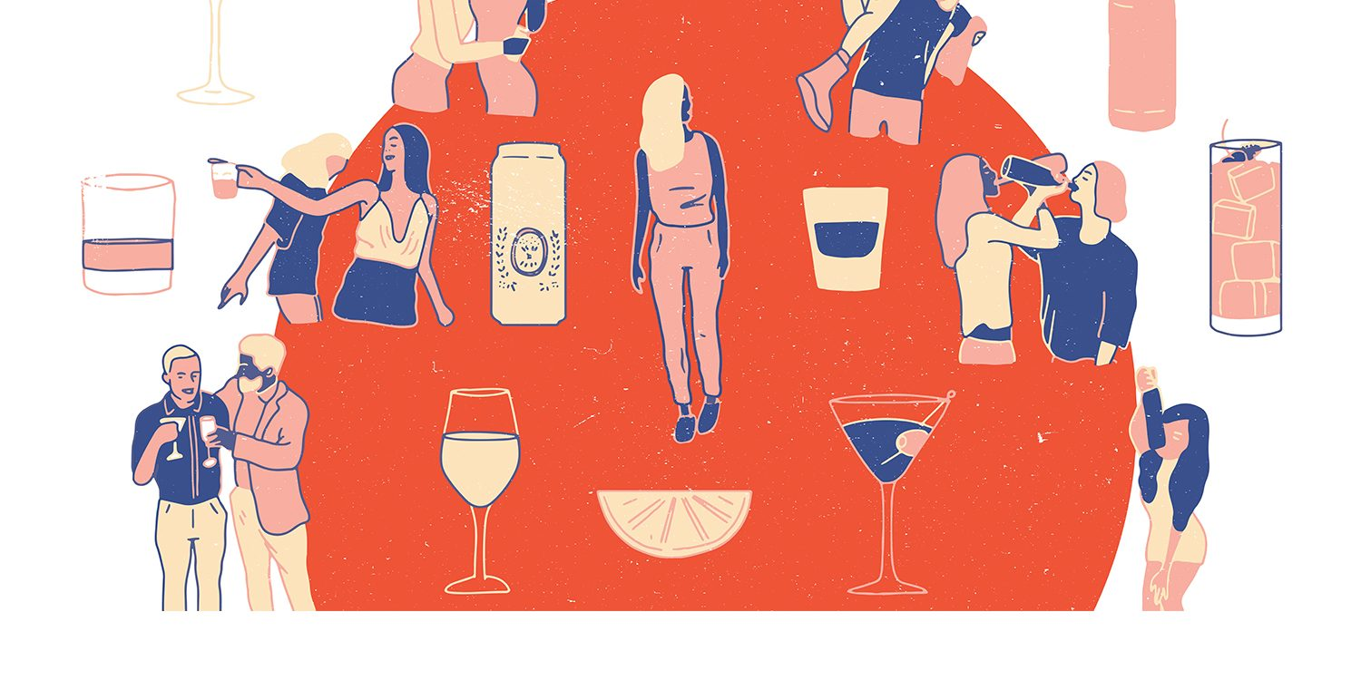 PSA: You Don't Need an Excuse to Quit Drinking