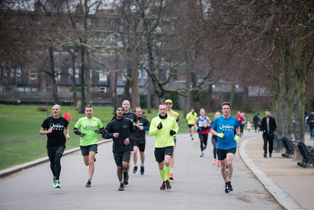 Outrunners Running Group