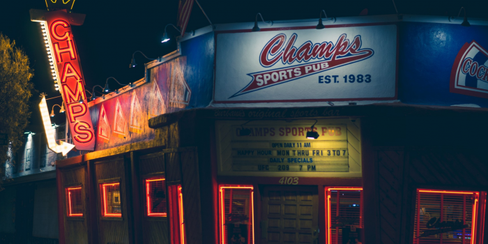 where to watch the big game in SF