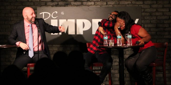 dc comedy clubs