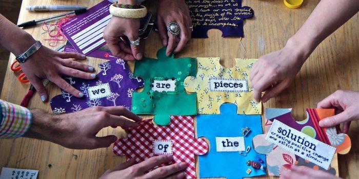 Craftivism - Patchwork Puzzle