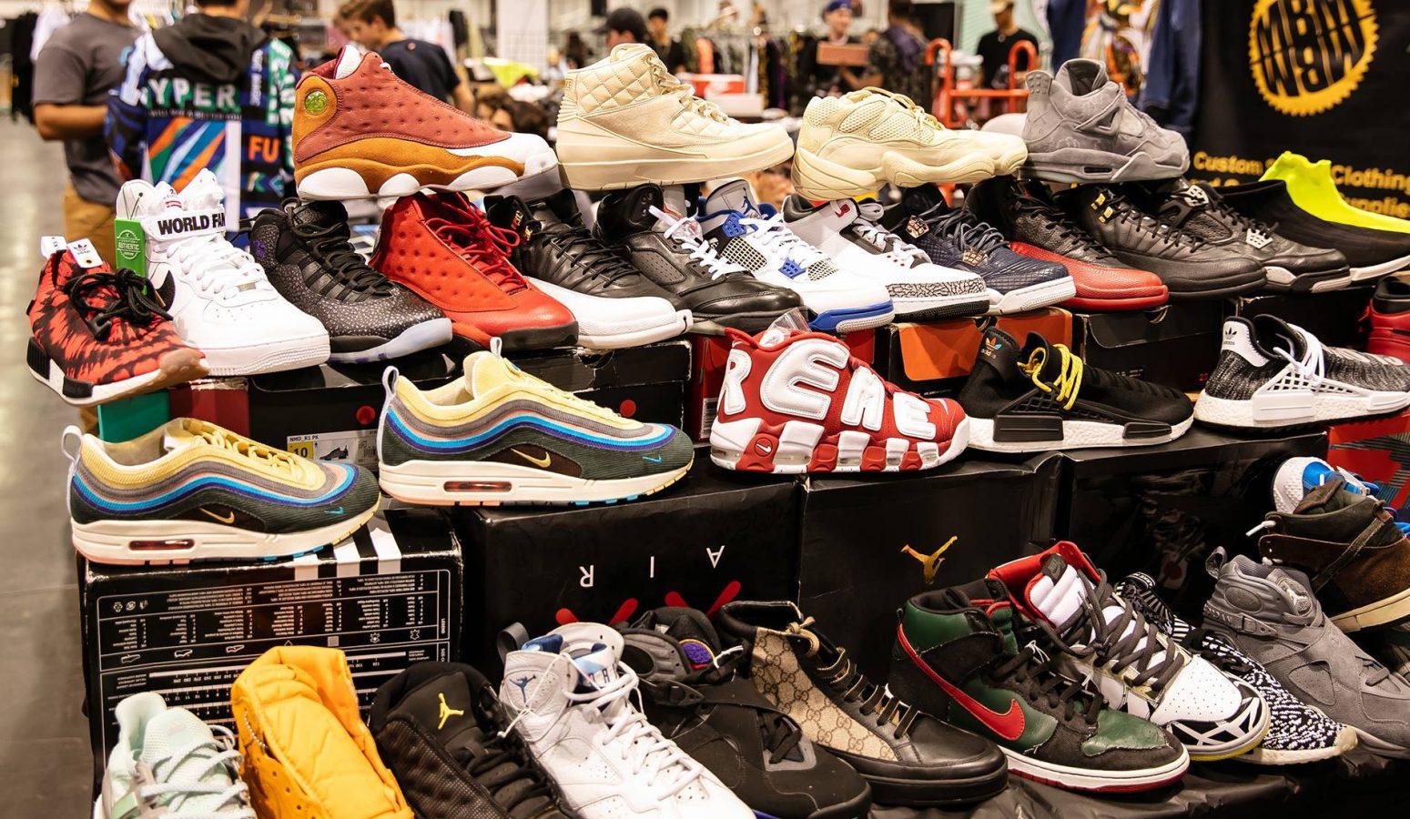 Sneaker Con Kicks Off in London