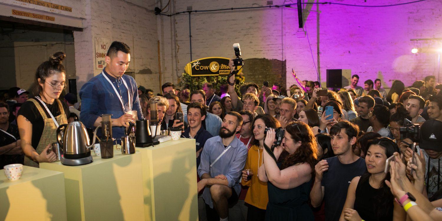The Ultimate Coffee Competition is Coming to London