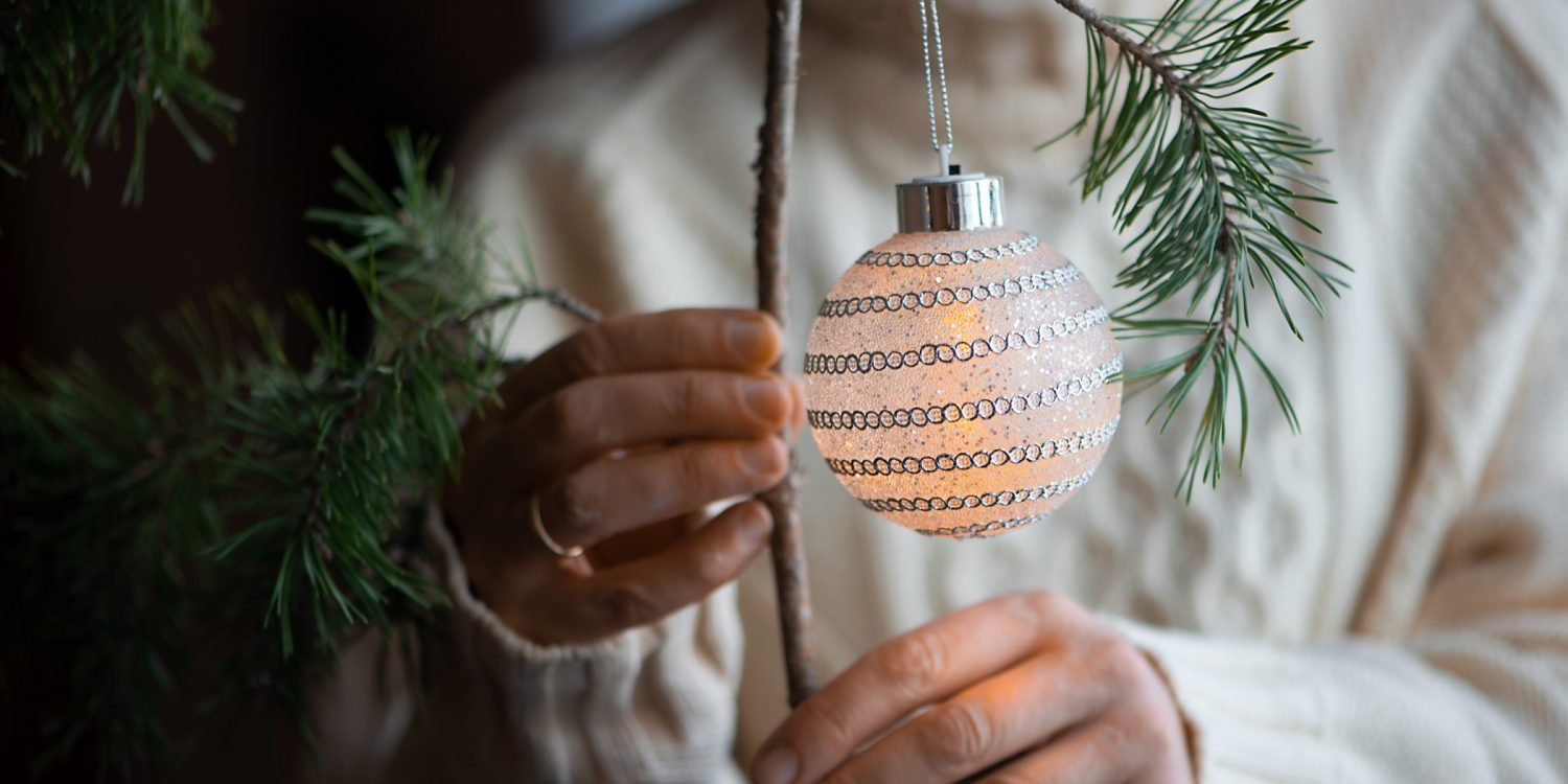 Time to Take Up: Bauble-Making
