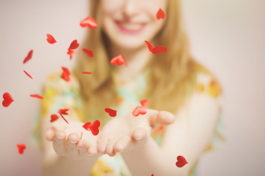 Valentijnsdag evenement