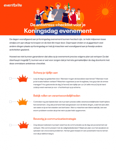 checklist-koningsdag-evenement
