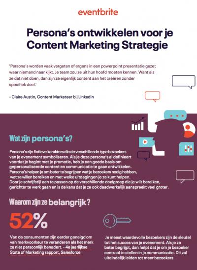 content marketing persona