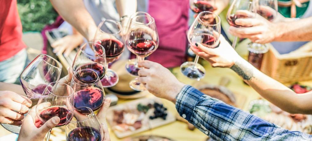 organiseer een wijnproeverij