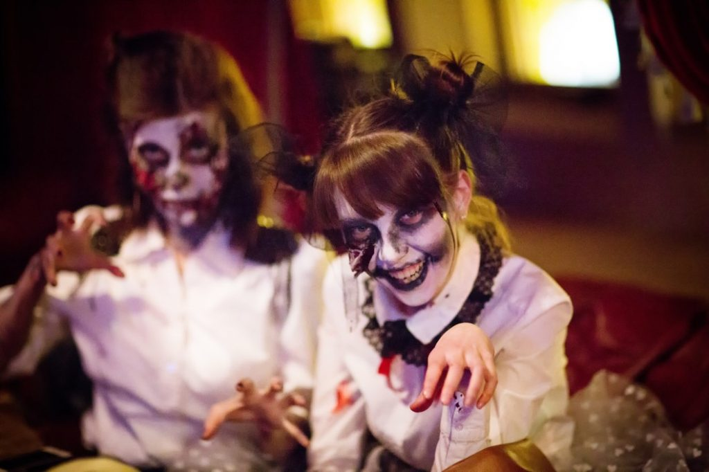 Party Theme Ideas - Zombies