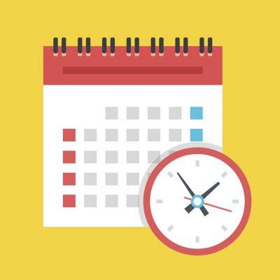 eventmarketing zeitplan