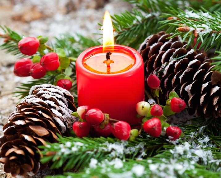 Weihnachtsdeko 5 ideen f r dein weihnachtsevent - Weihnachtsdeko bilder ...
