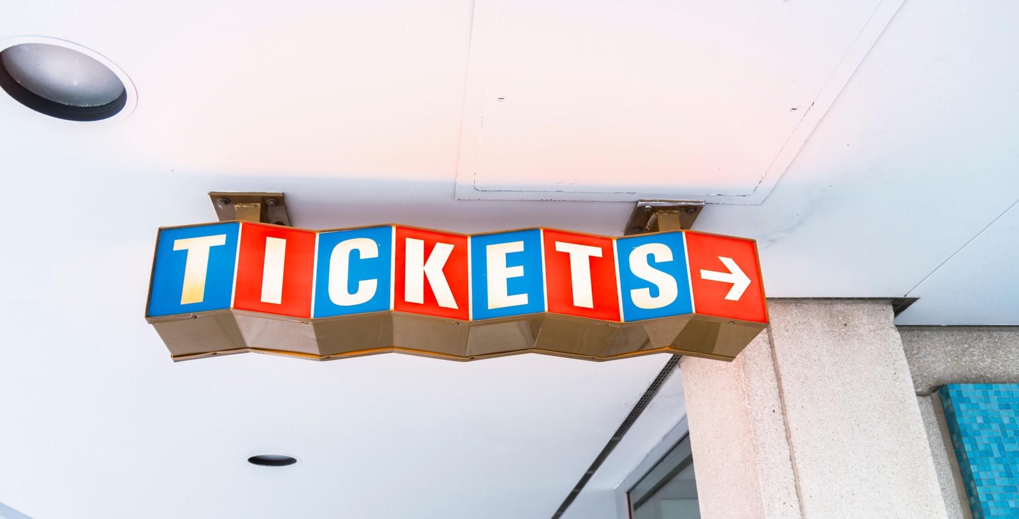Ticketkaufprozess