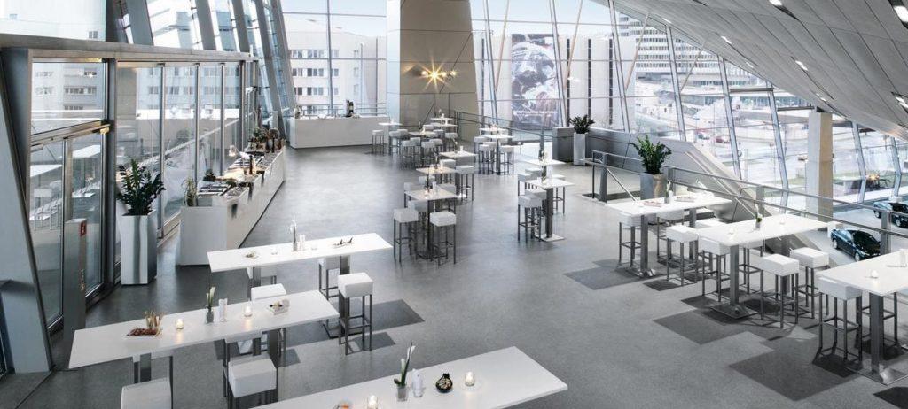 Tagungslocation BMW Welt in München