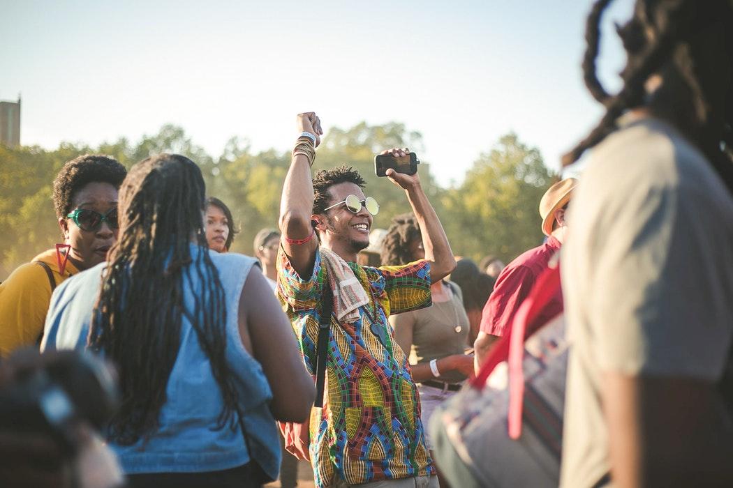 Festival organisieren