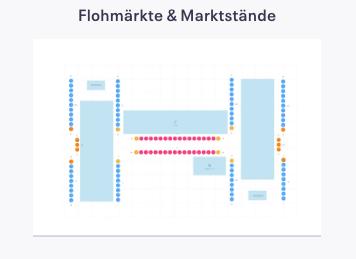Flohmarkt organisieren und planen-